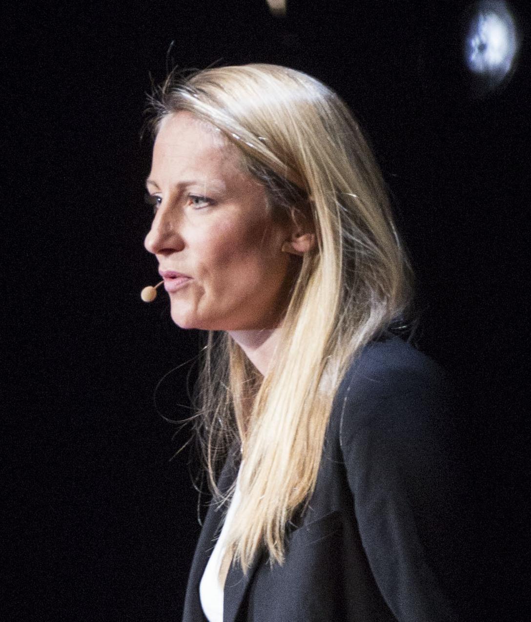 Image of Véronique de Viguerie from Wikidata