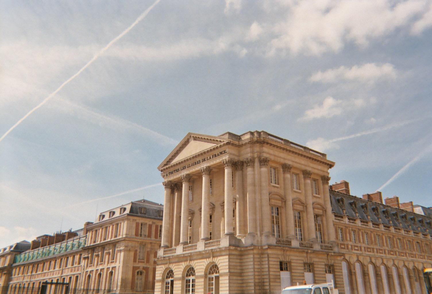 Michael Shade: Château de Versailles