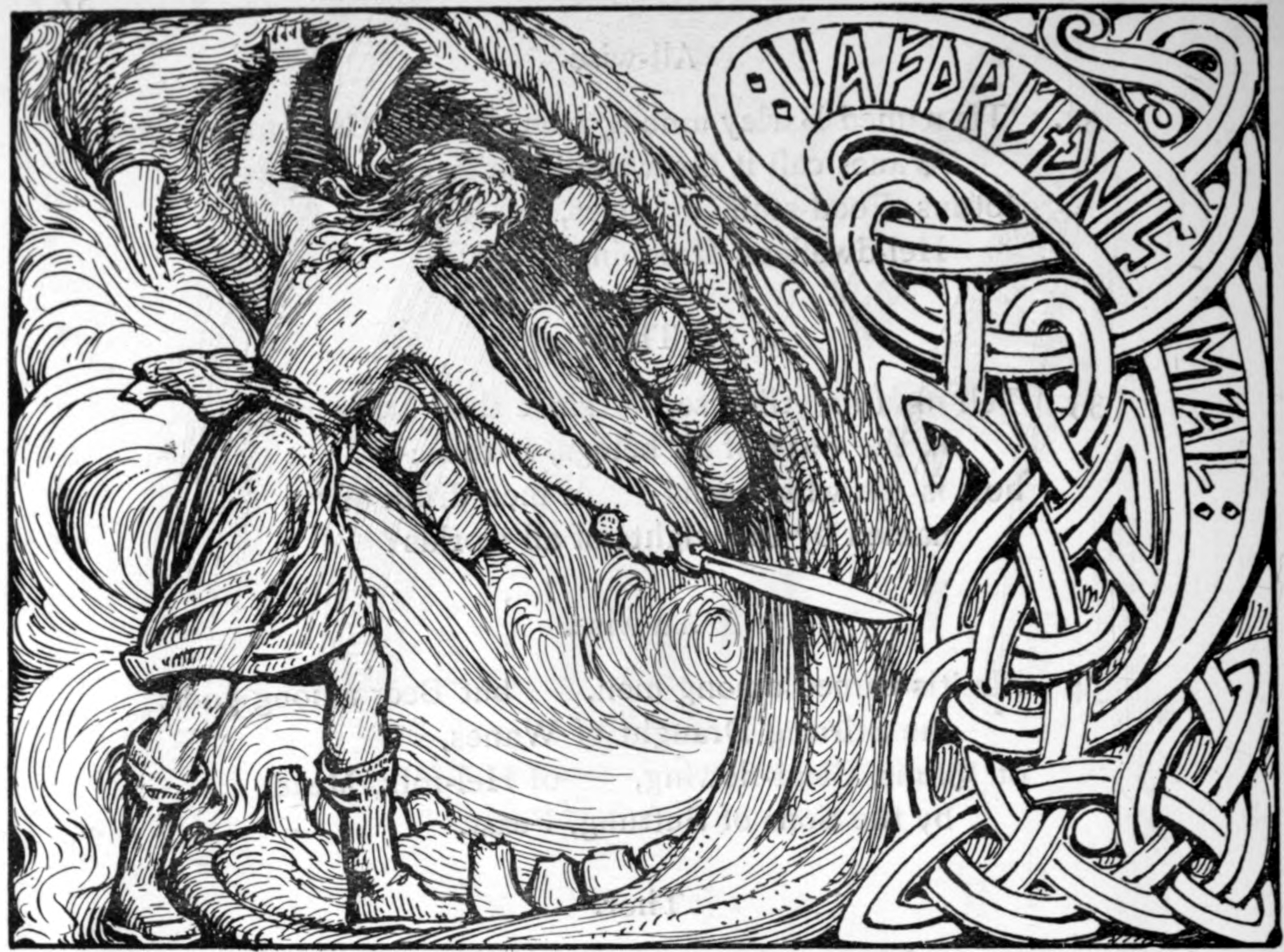 Matthew Morgera | Comparing Norse and Greek Mythology