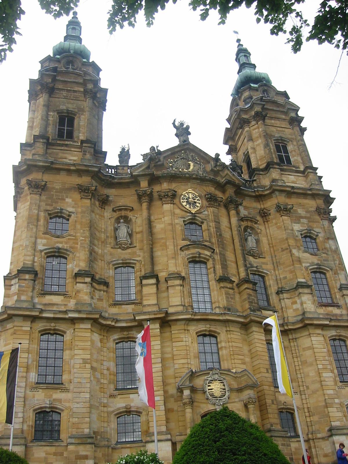 Basilika Vierzehnheiligen bei Bad Staffelstein