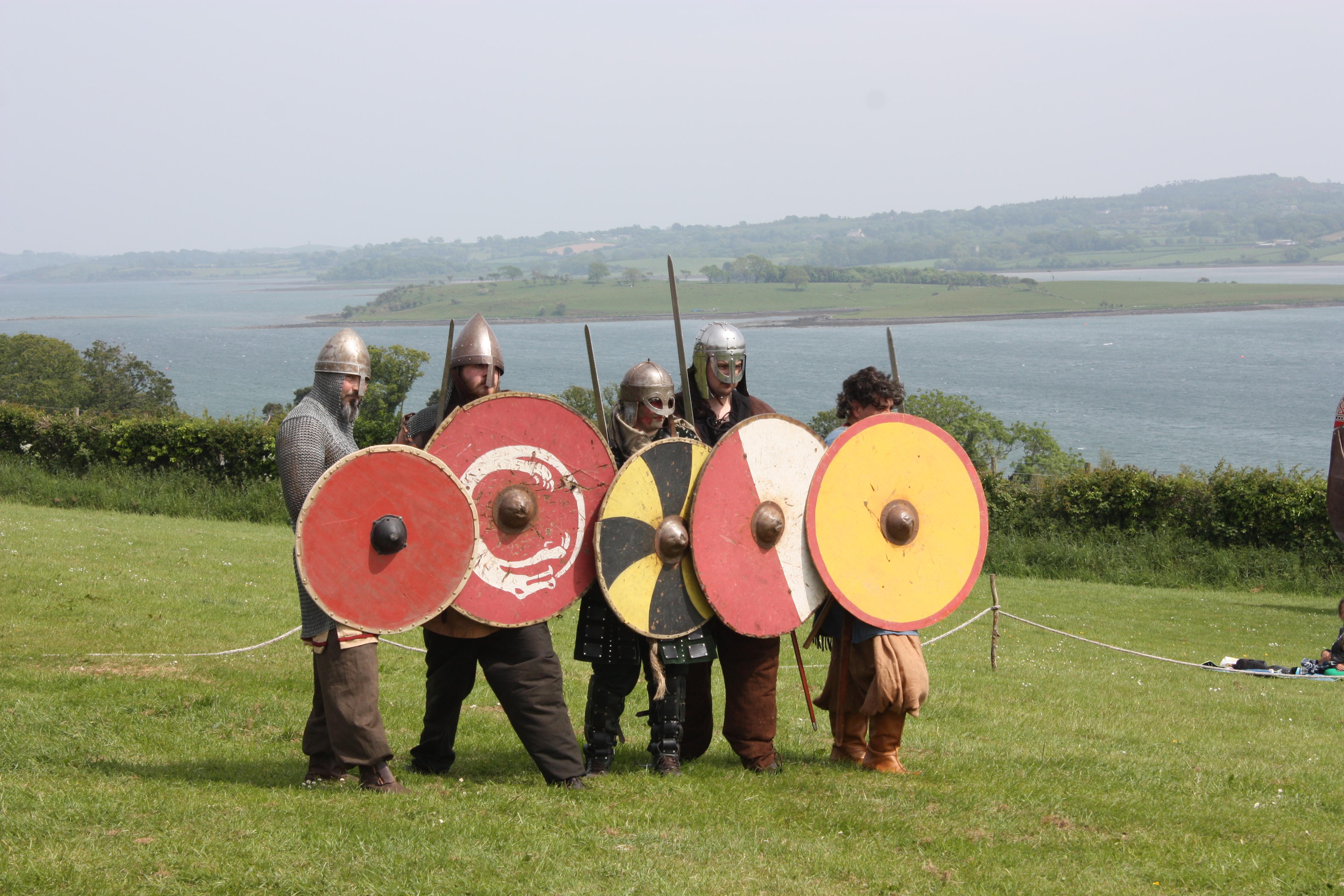 Medieval Helmet Horns Horned Helmets