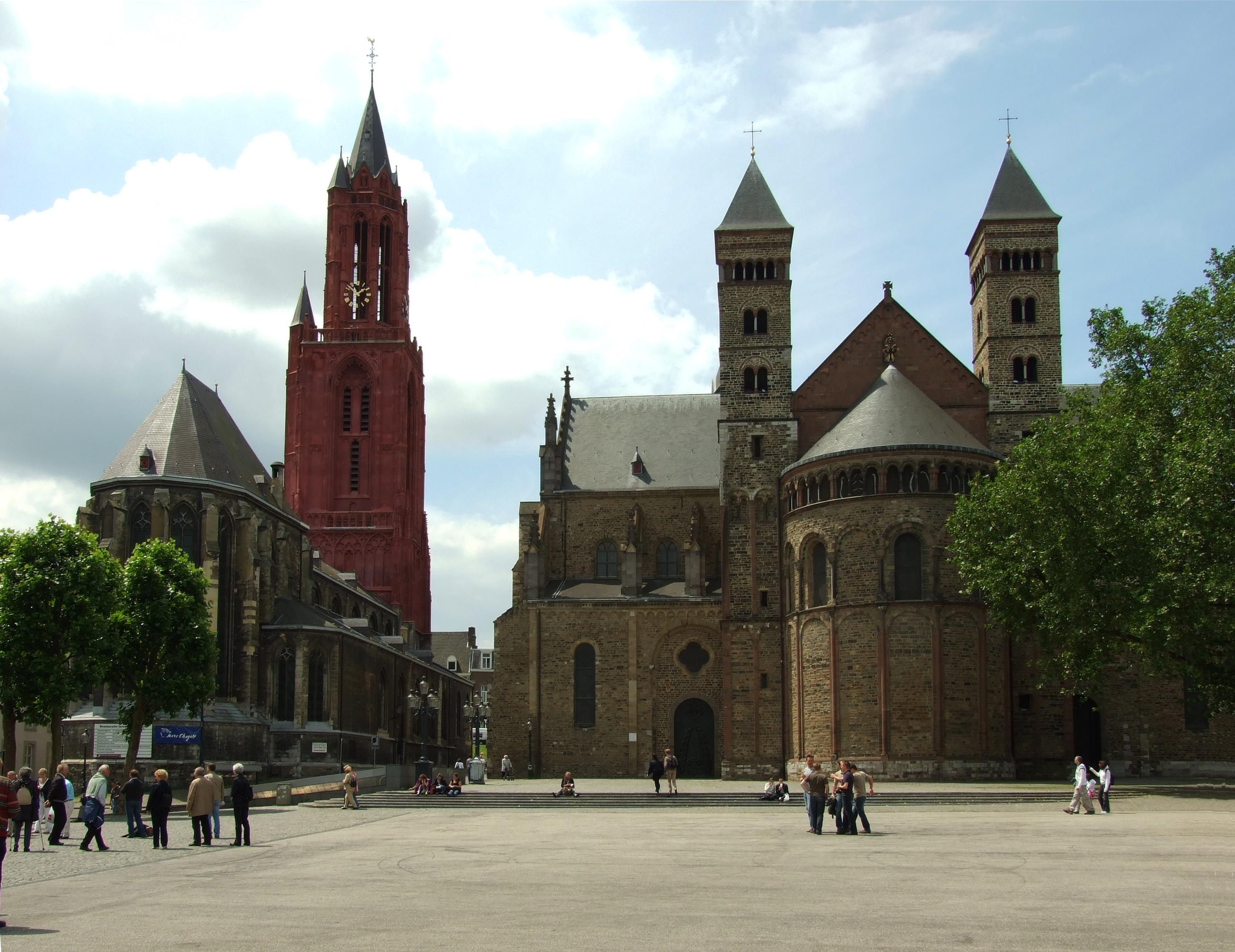 Basílica de San Servacio (Maastricht) - Wikipedia, la enciclopedia ...