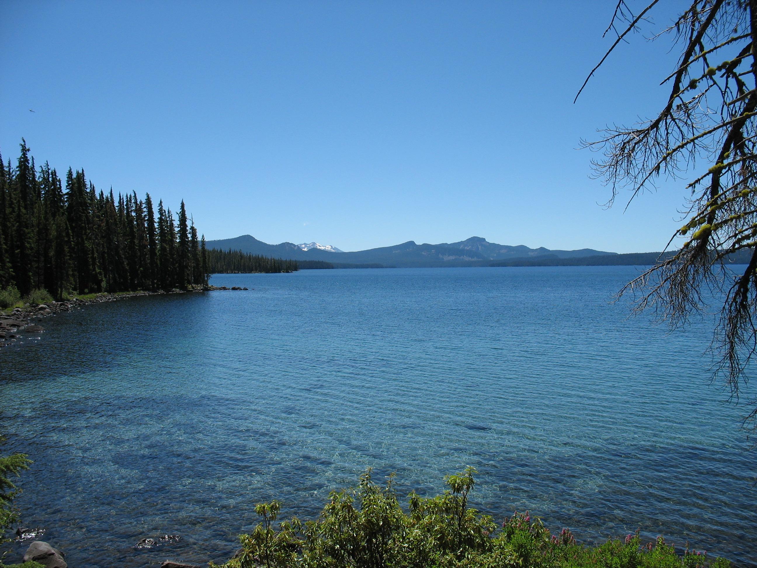 Http Commons Wikimedia Org Wiki File Waldo Lake Jpg