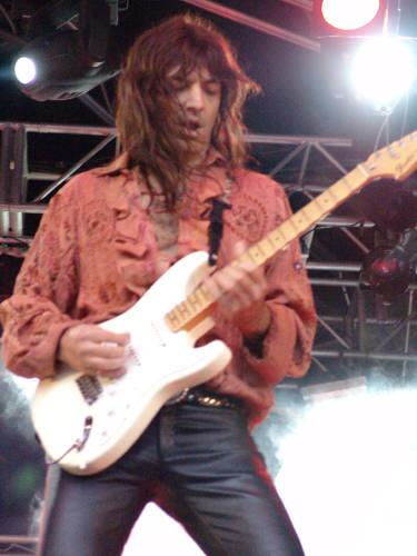 guitarristas