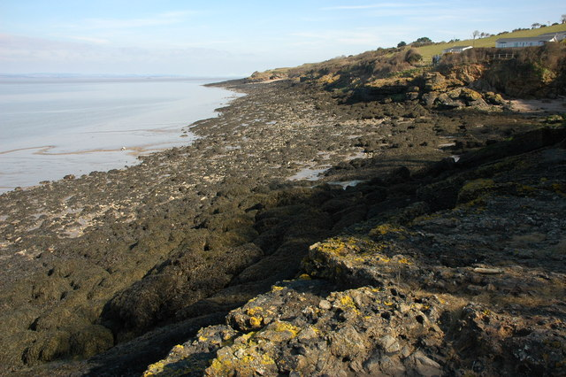Walton Bay - geograph.org.uk - 1757454