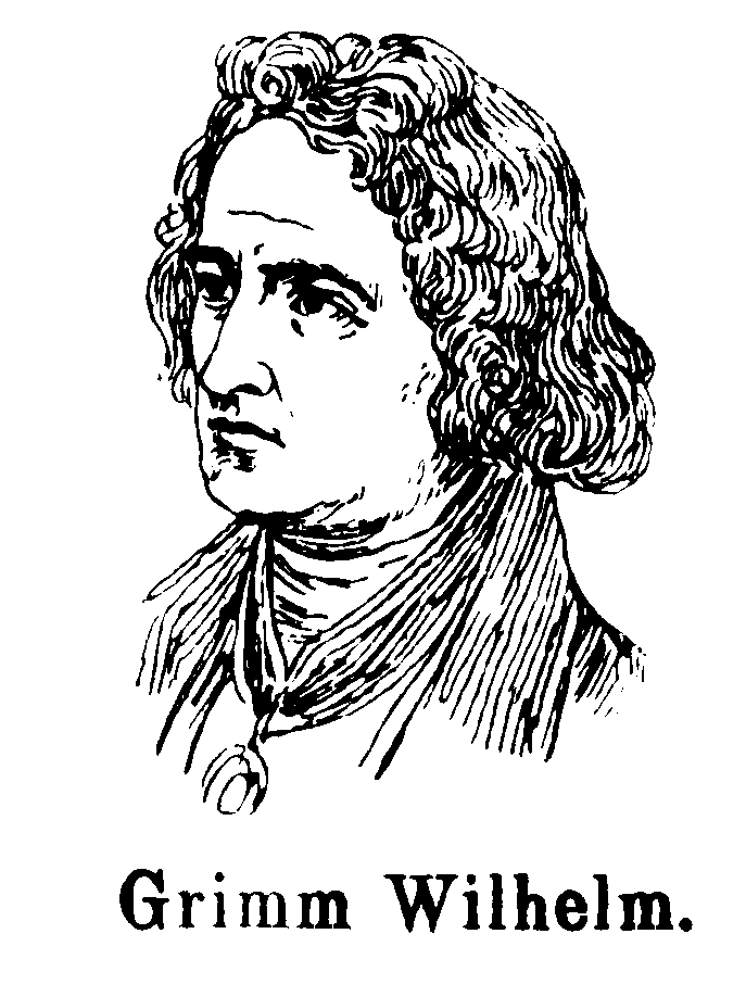 a biography of the brothers jakob and wilhelm grimm The brothers grimm jacob (1785–1863) and wilhelm grimm (1786–1859), were german academics, linguists, cultural researchers, lexicographers and authors who.