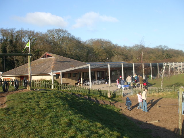 Worcester Woods Countryside Centre - geograph.org.uk - 1108296