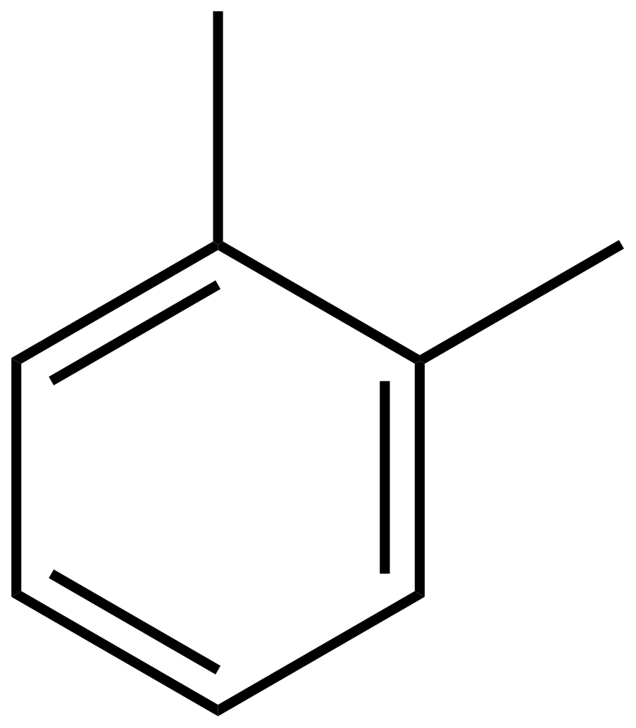 P Xylene Structure The gallery for -->...