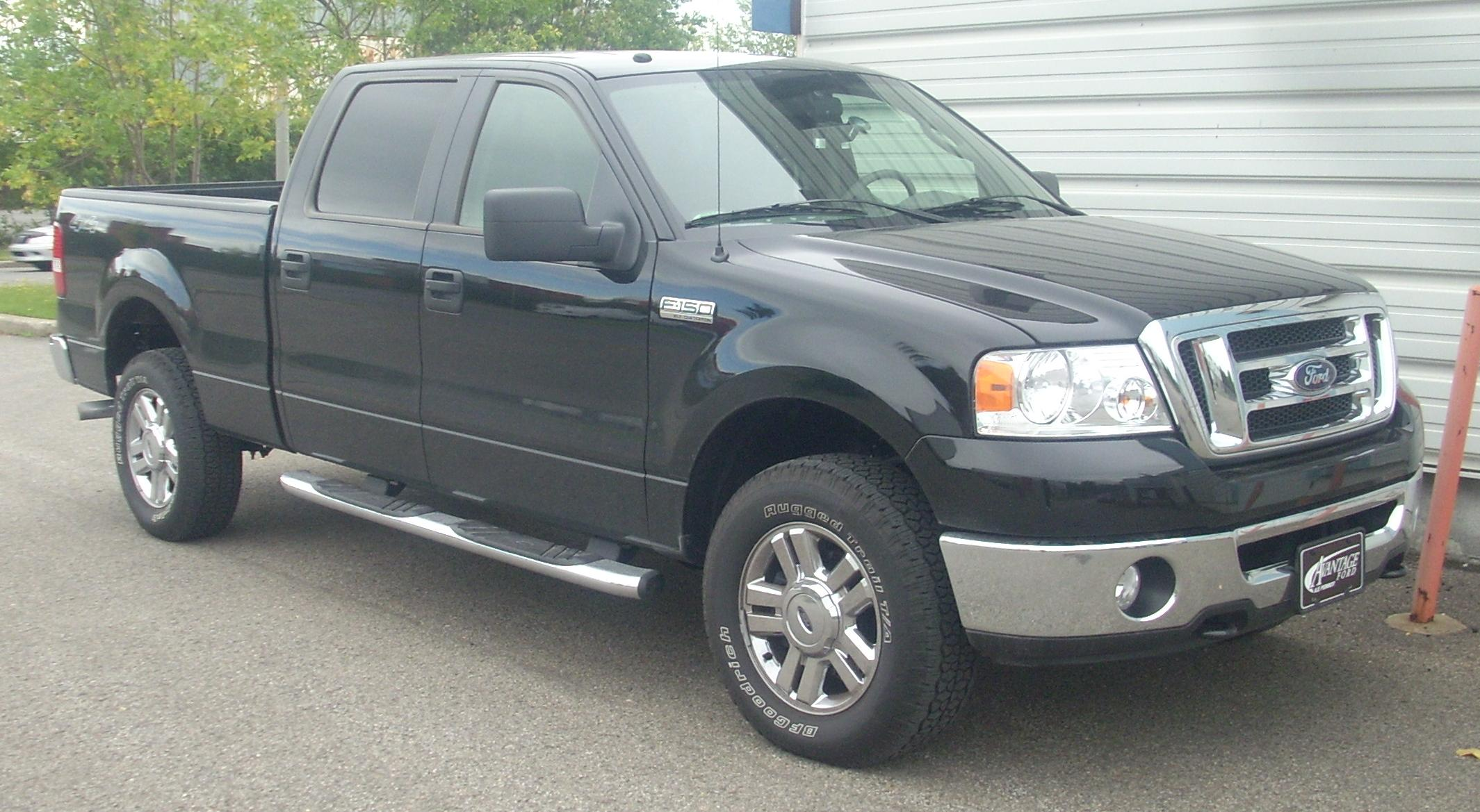 2008 ford f150 supercrew cab. Black Bedroom Furniture Sets. Home Design Ideas
