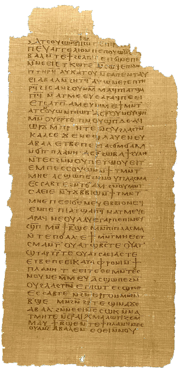 the nag hammadi codices essay By the discovery in 1945, of a complete gnostic library at nag hammadi in upper  the thirteen codices contain 48 or 49 writings, of which only four are dupli- .