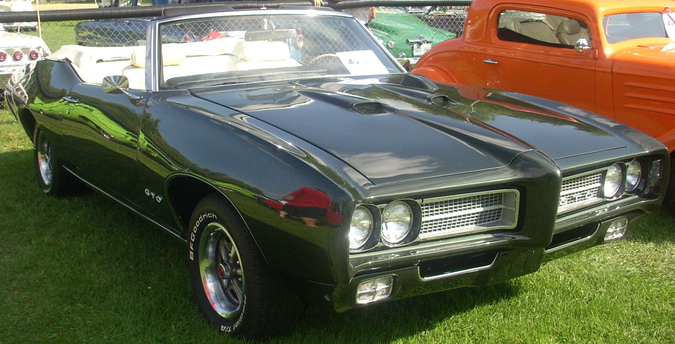 Pontiac 69 Gto