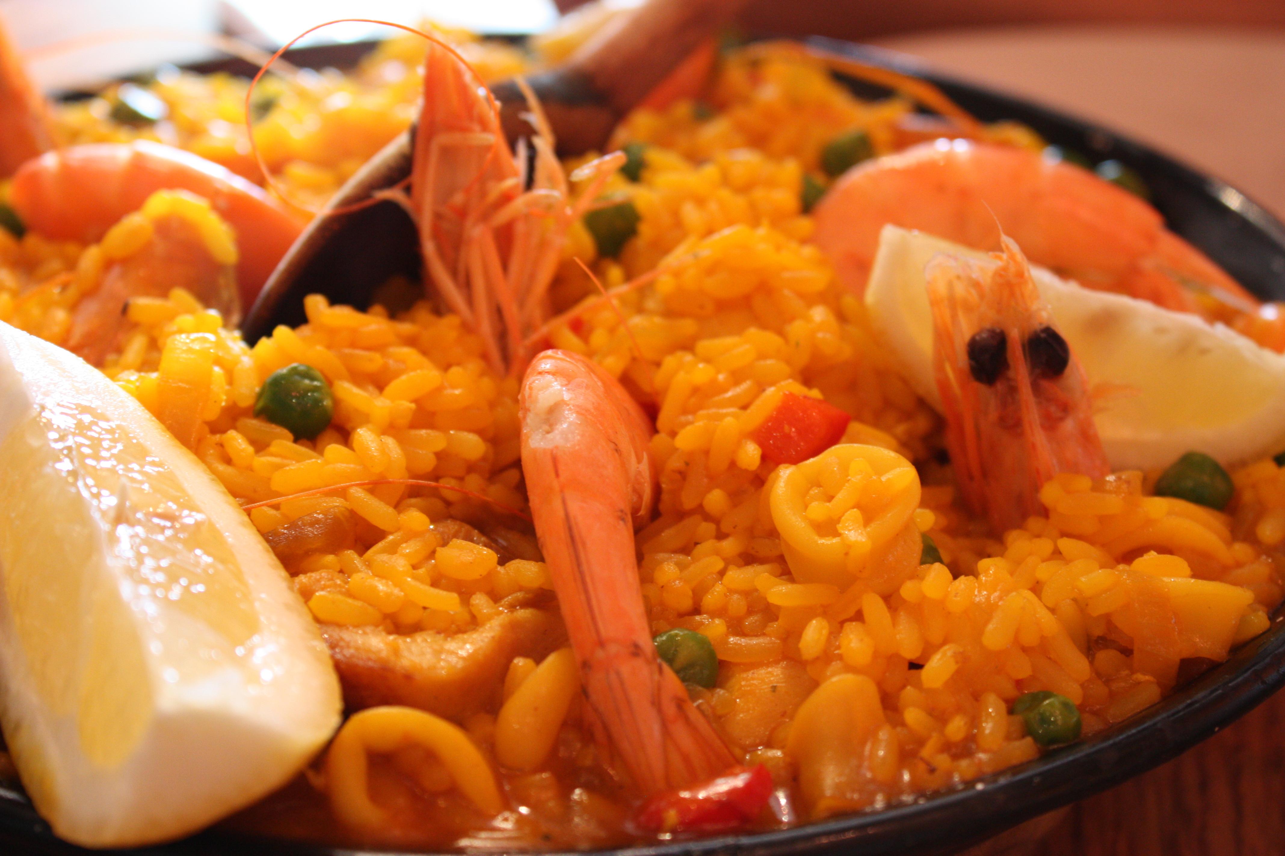 Madrid Spain Food Recipes