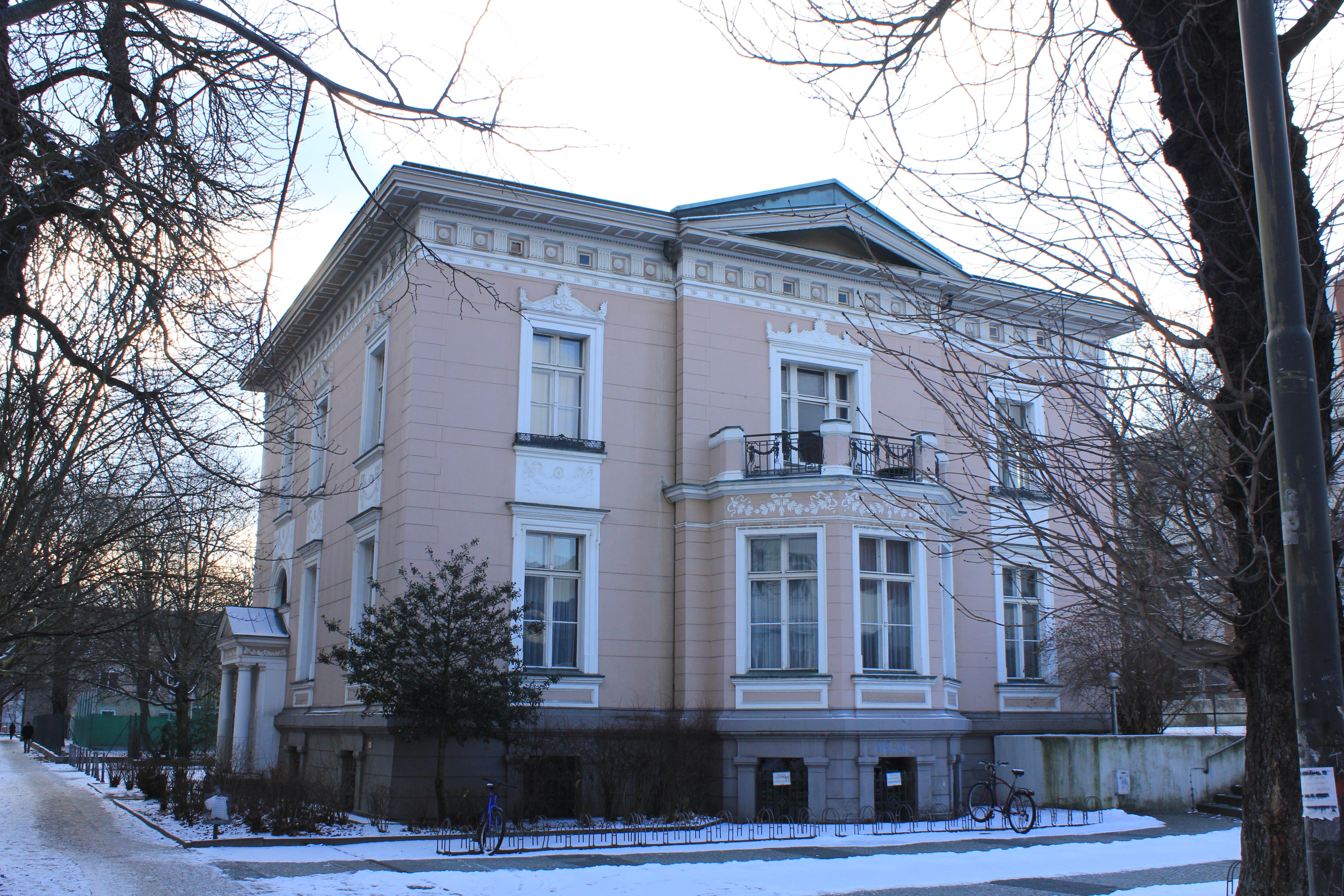 Hotel Otto Berlin Raucherzimmer