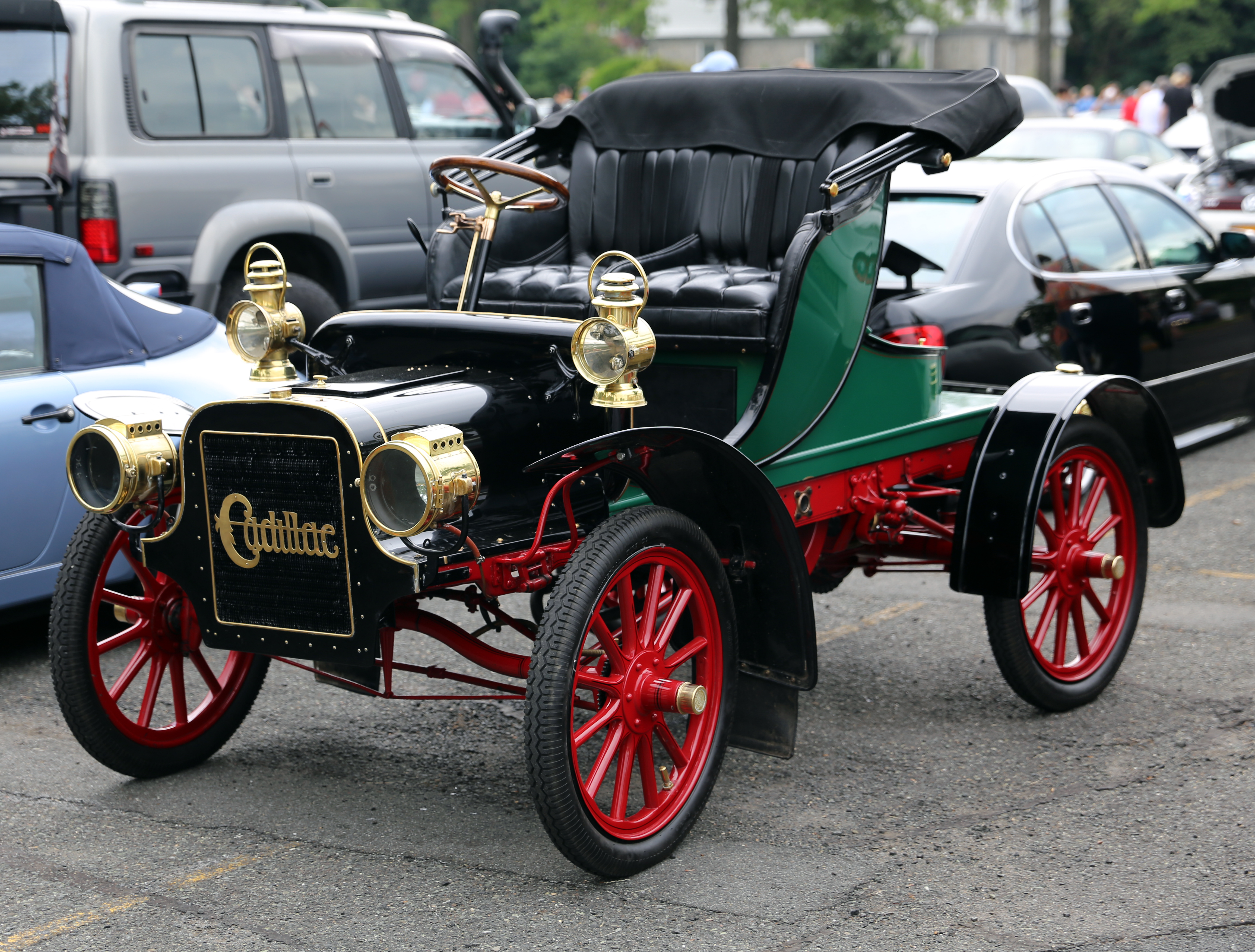 File 1907 Cadillac Model K Runabout Jpg Wikimedia Commons