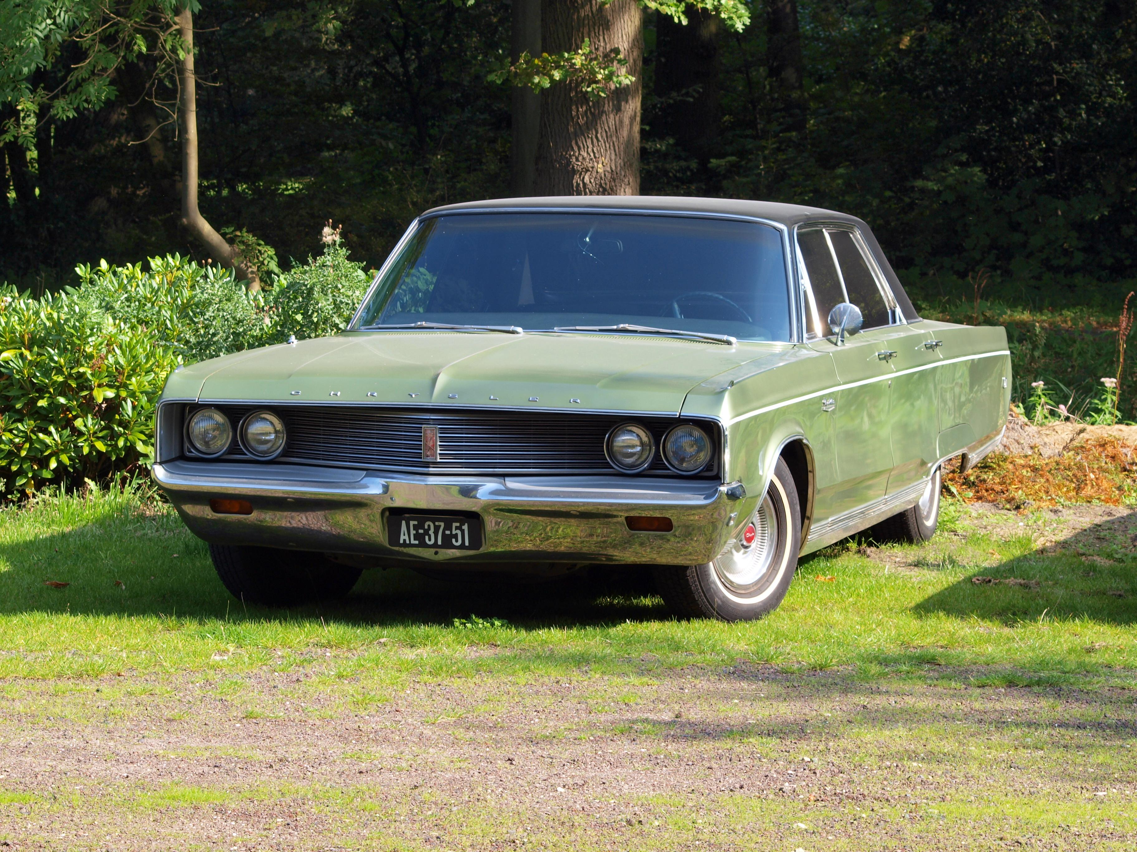 File 1968 Chrysler Newport Custom Photo 8 Jpg Wikimedia