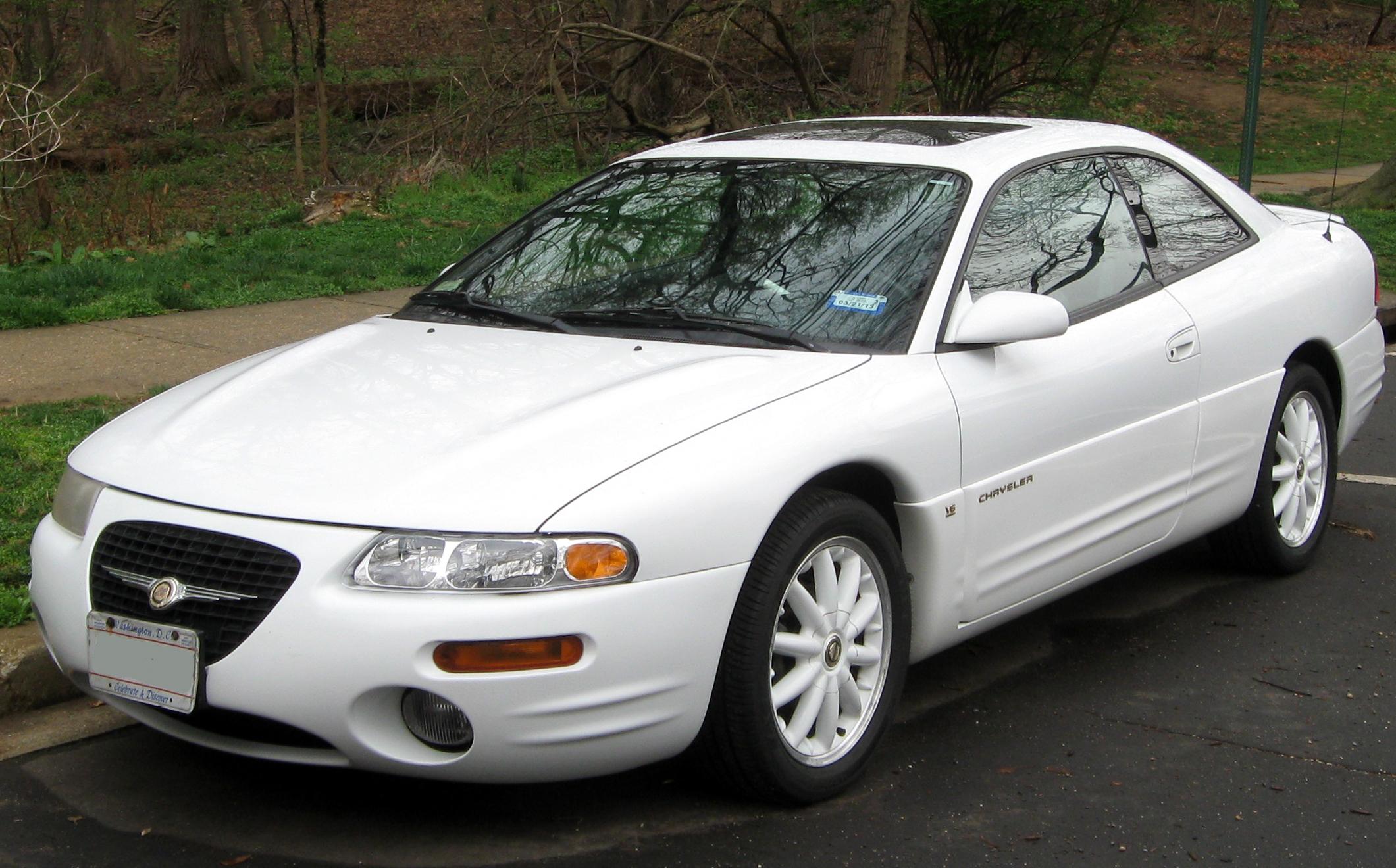 2000 Chrysler Sebring LXI Coupe