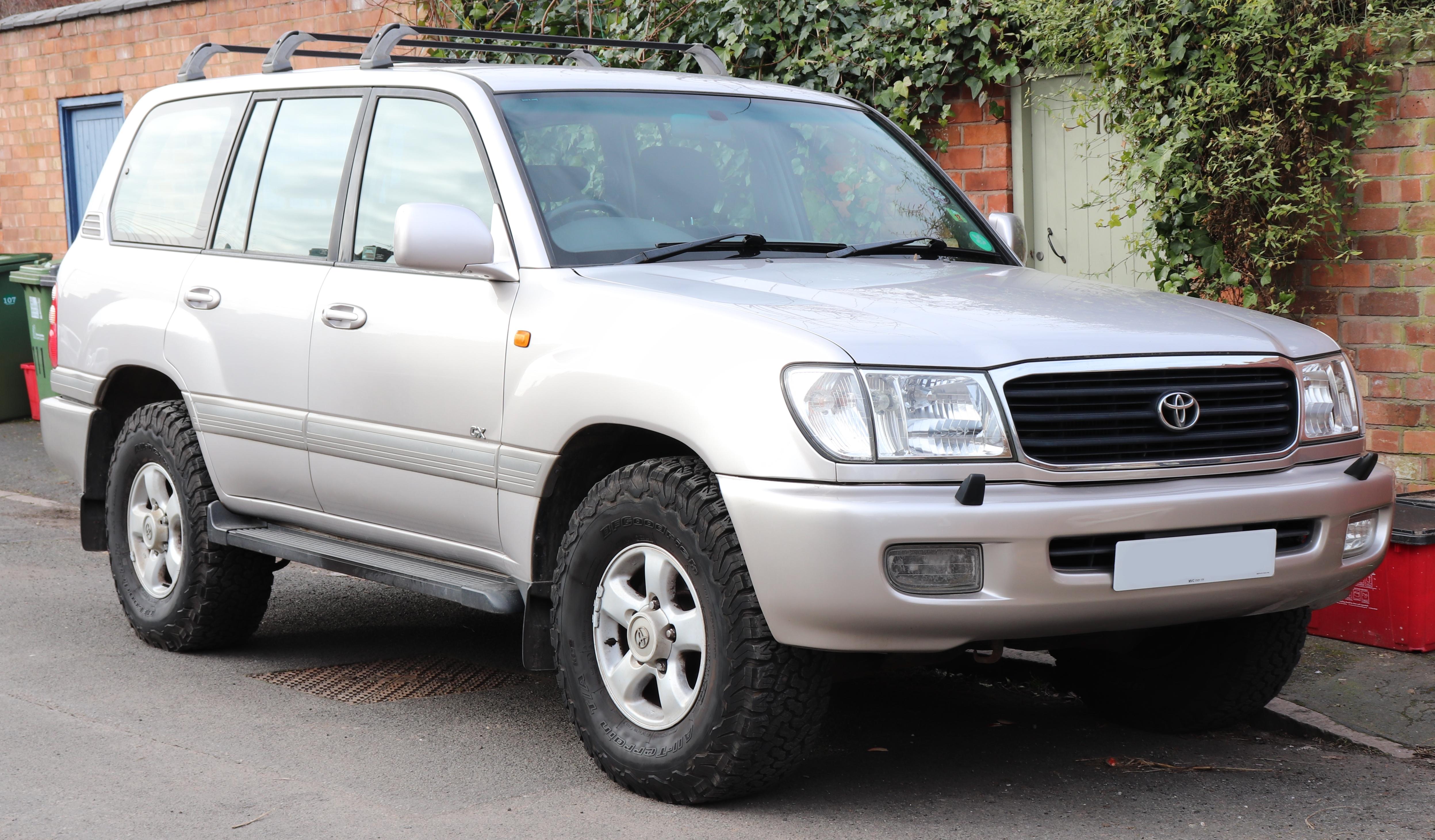 Kekurangan Toyota Land Cruiser 2001 Tangguh
