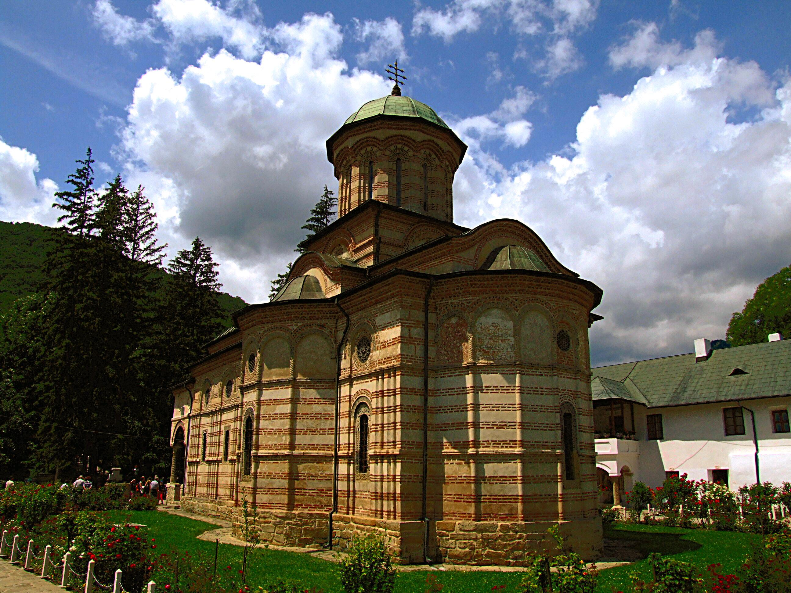 manastirea cozia referat