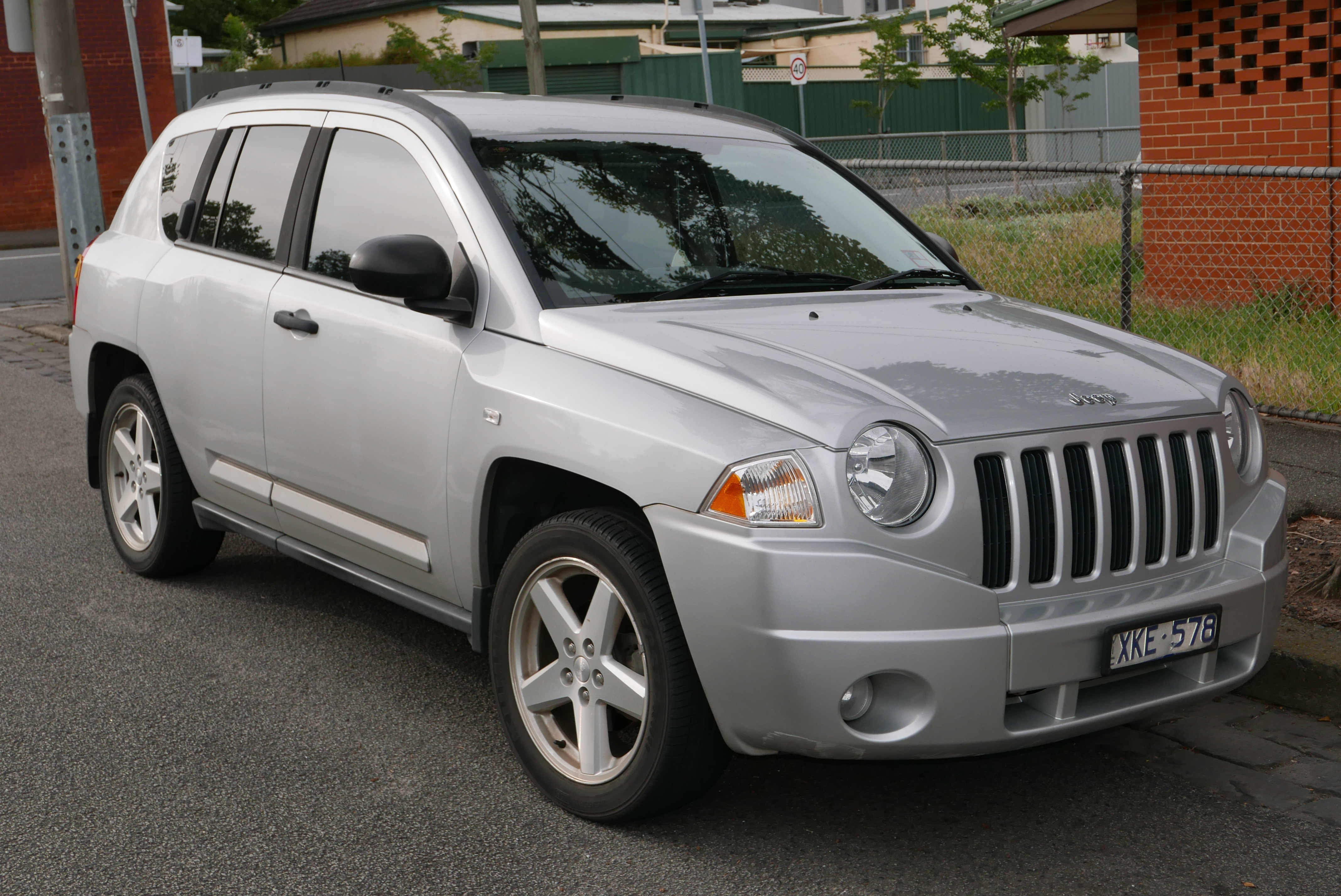 file 2008 jeep compass mk my08 limited 2 4 wagon 2015 11 11 wikimedia commons. Black Bedroom Furniture Sets. Home Design Ideas