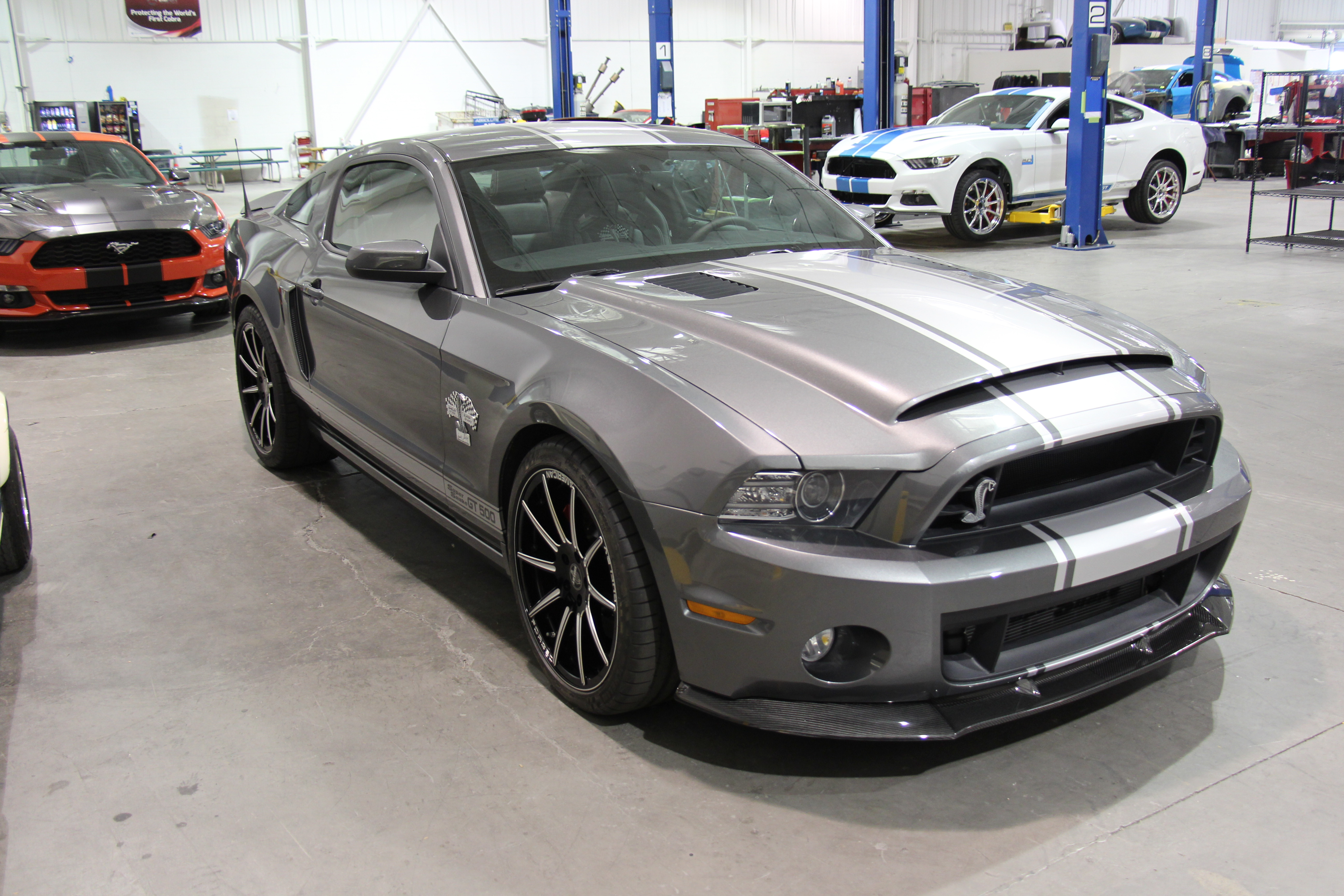 File 2014 Shelby Mustang GT500 Signature Edition