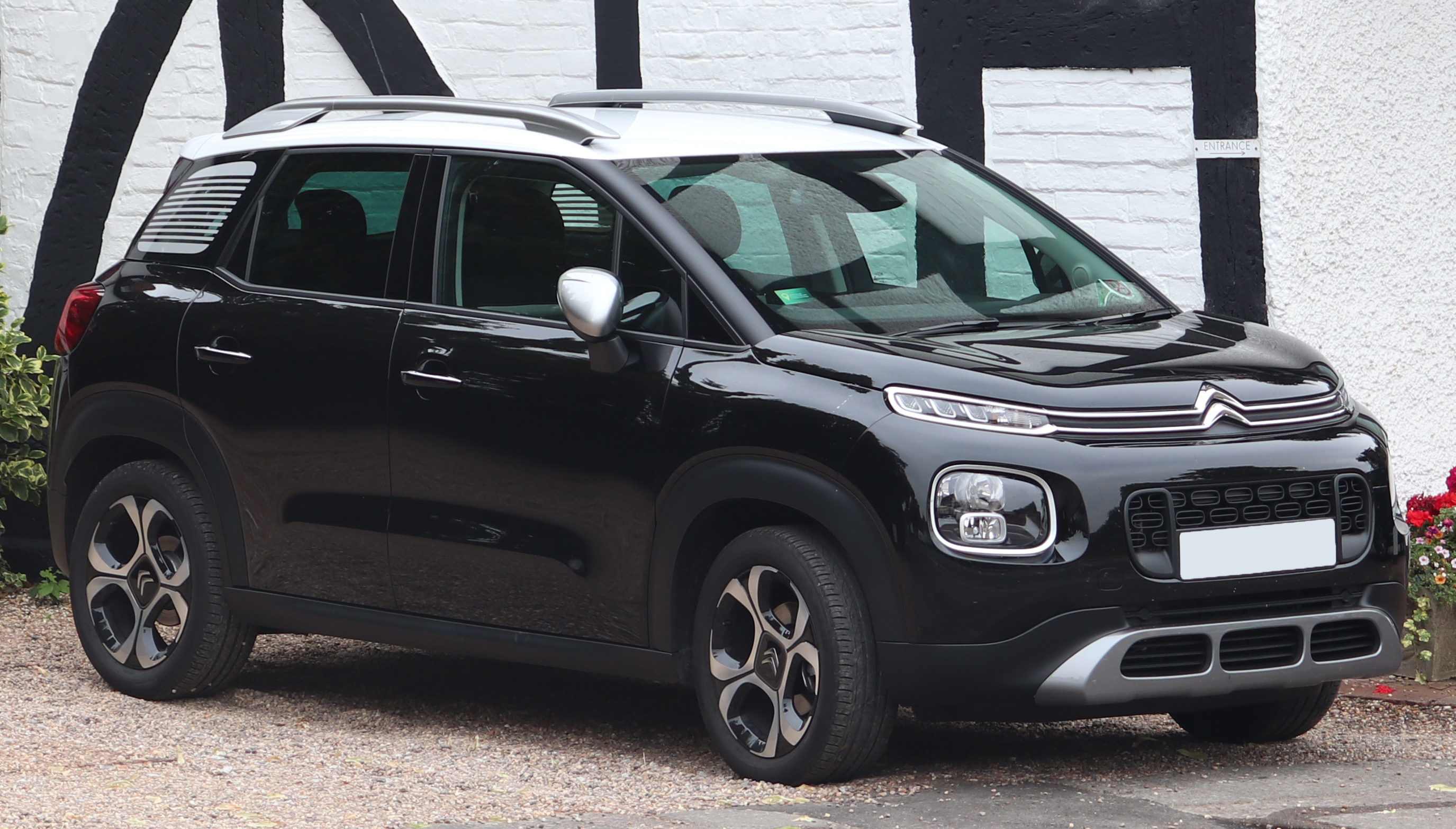2018 citroen c3 aircross flair puretec 1 wikipedia. Black Bedroom Furniture Sets. Home Design Ideas