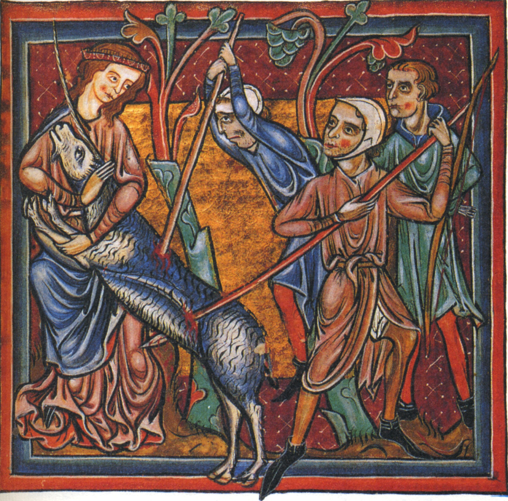 Image result for medieval hunting