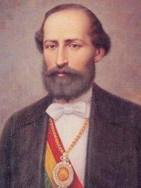 Adolfo Ballivián President of Bolivia