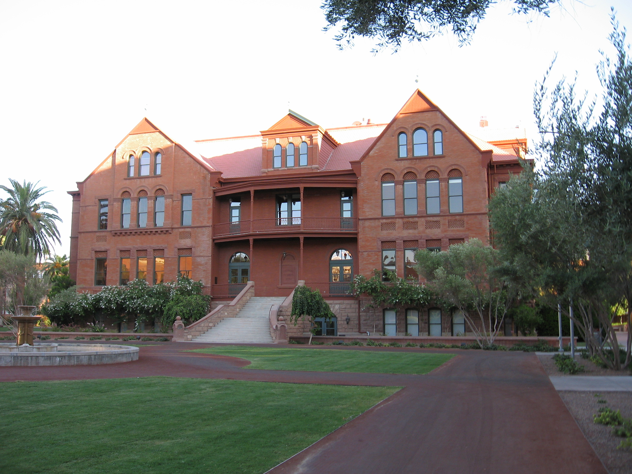 history of arizona state university - wikipedia