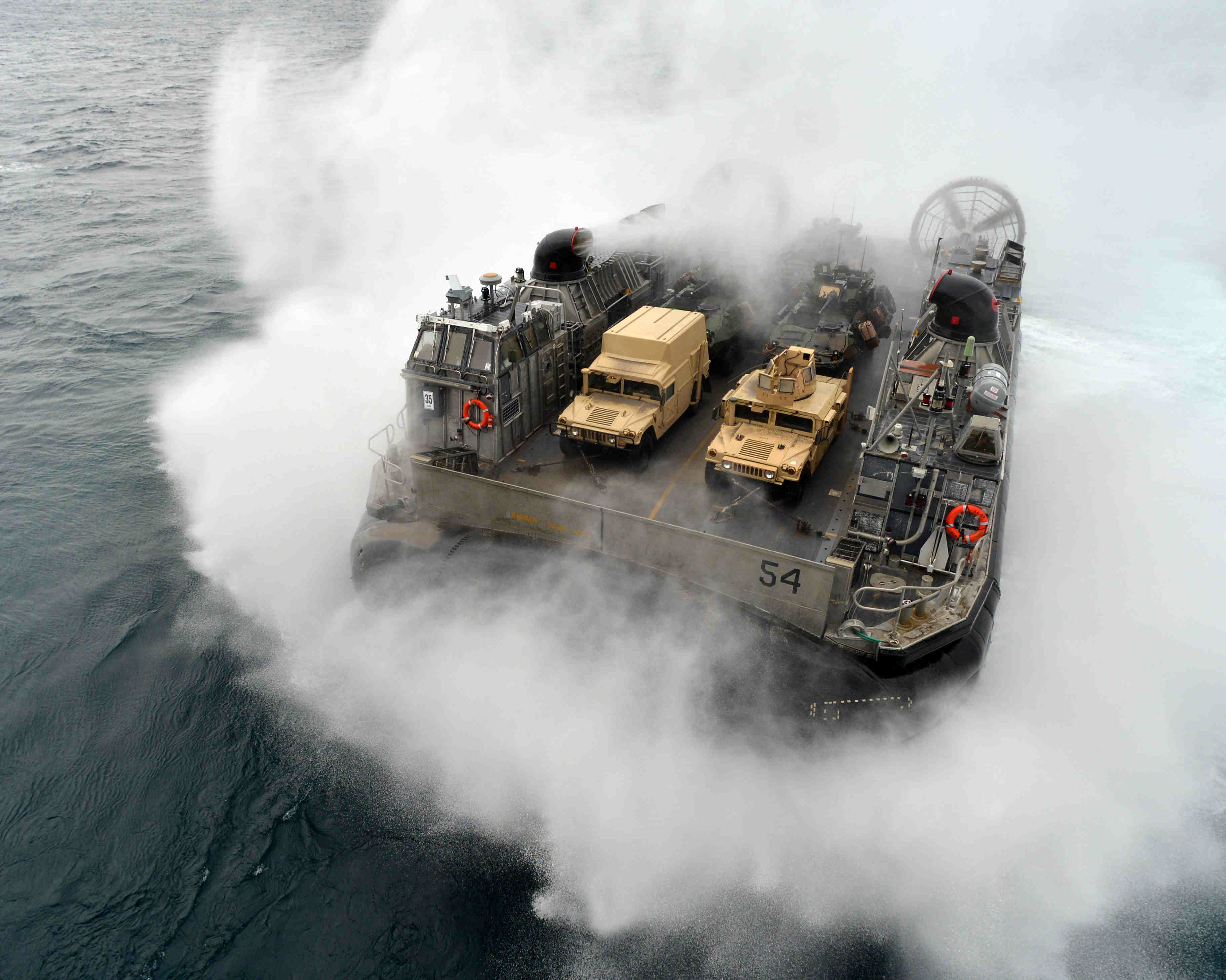 The Atlantic Craft Security Mod