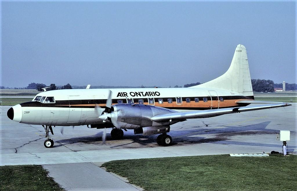allegheny airlines flight 485