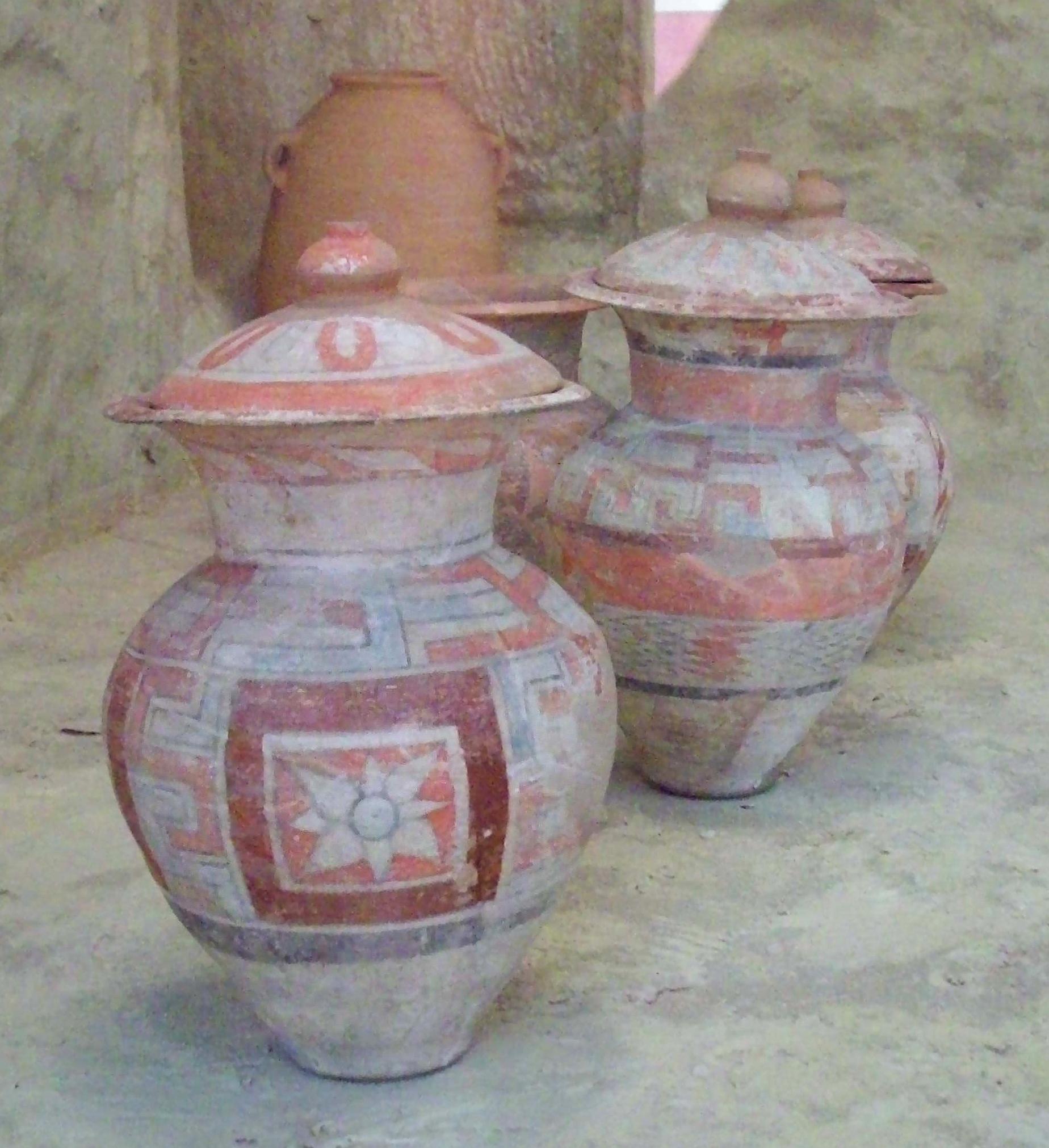 File ajuar tumba 155 necr polis de baza m a n conjunto for Productos para ceramica