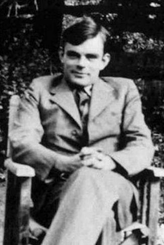 Alan Turing az 1930-as években (cropped)