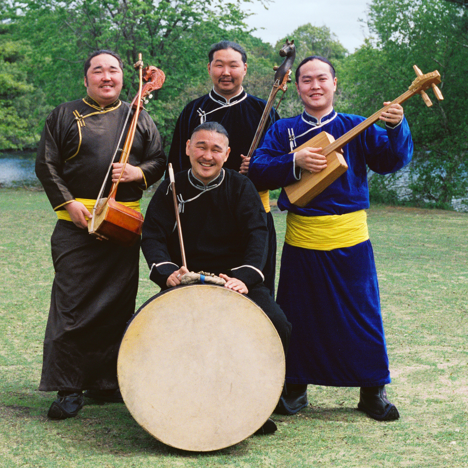Tuvan throat singing - Wikipedia
