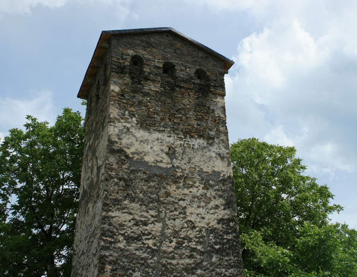 Ambrolauri Tower Photo A Muhranoff C