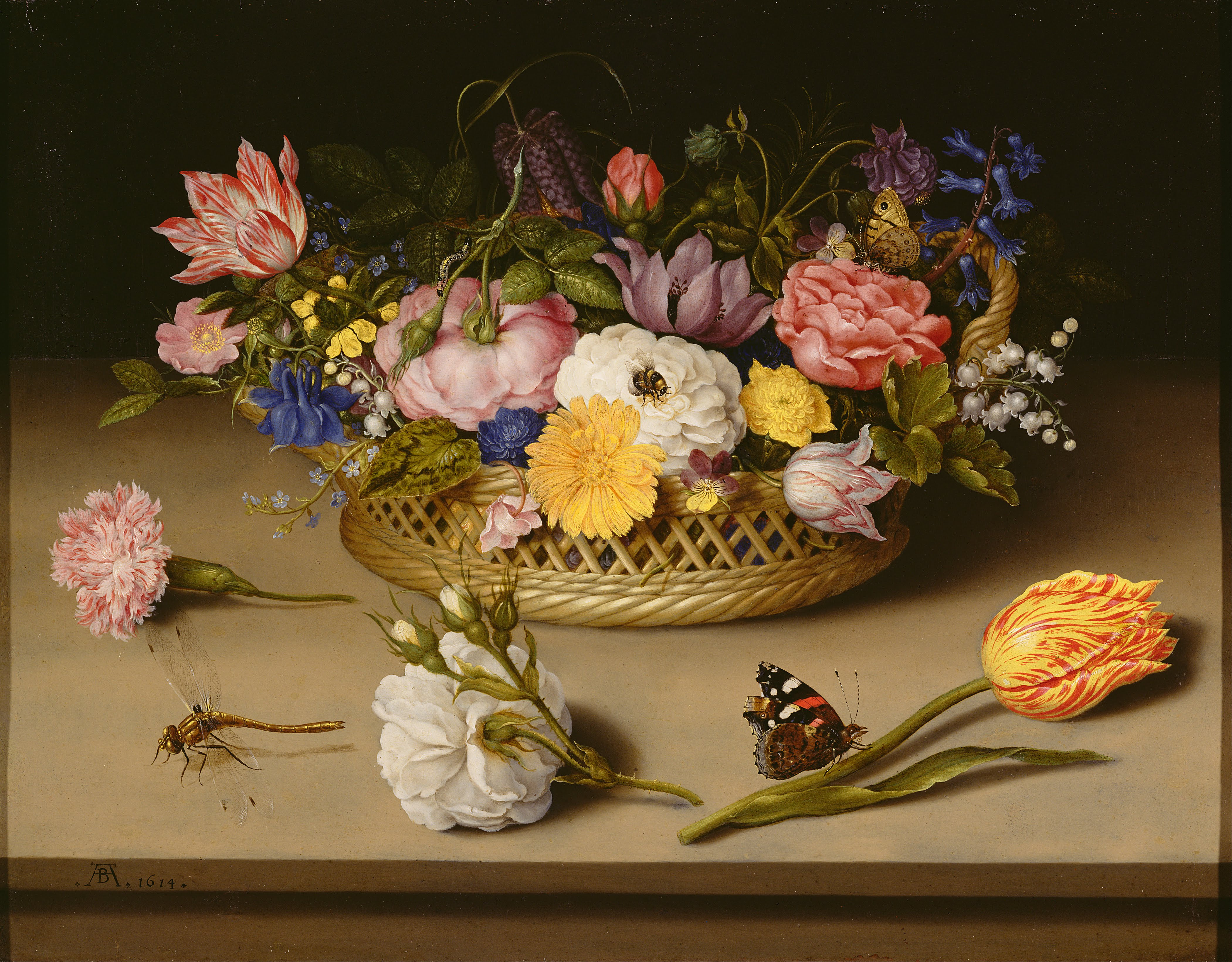 file ambrosius bosschaert the elder dutch flower still life