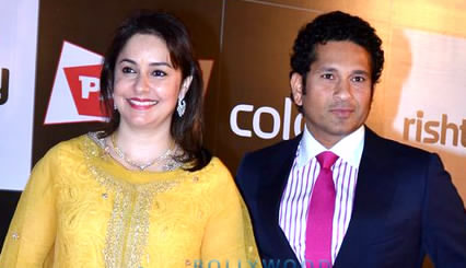 how did sachin meet anjali