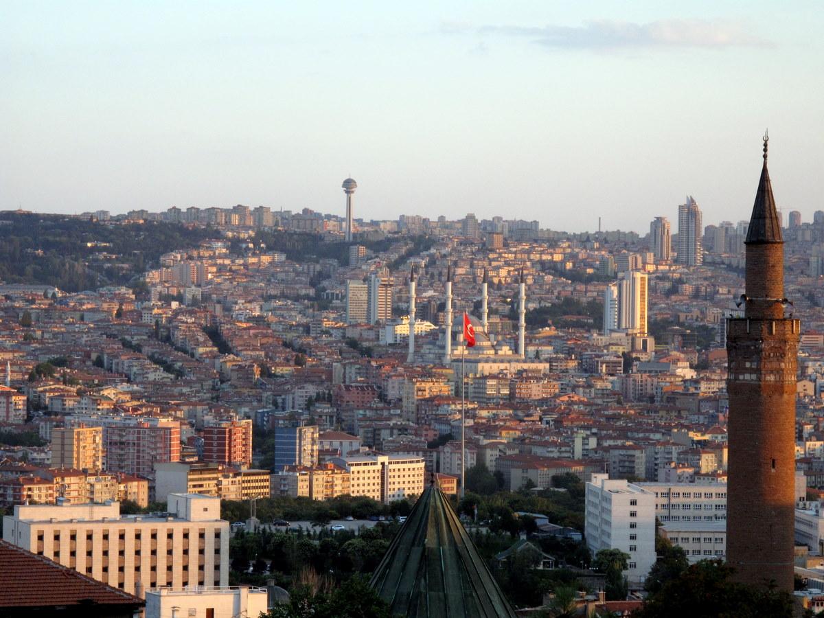 Turkey explosion: Ankara car bomb kills at least 32