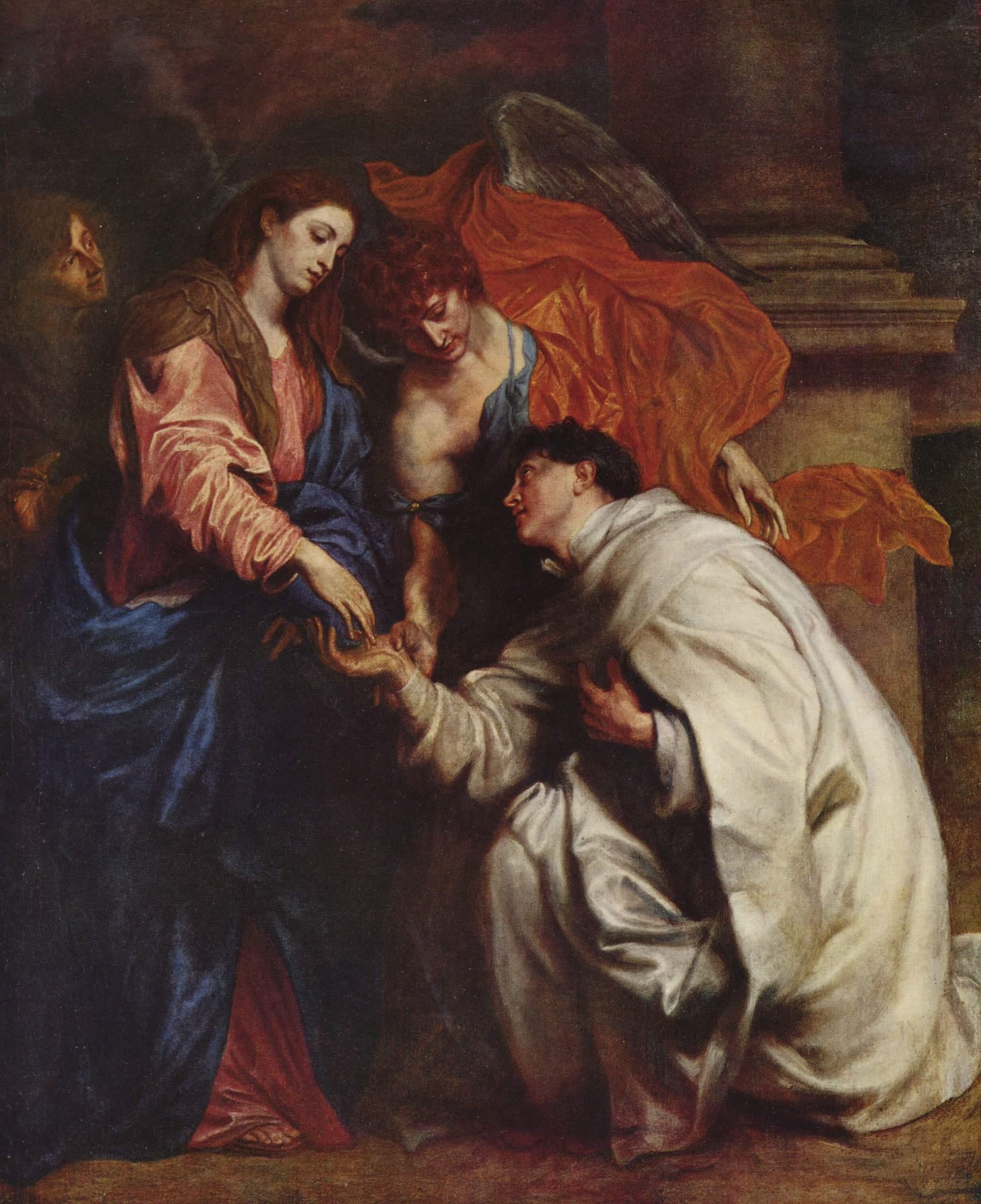 Van Dyck Paintings Green