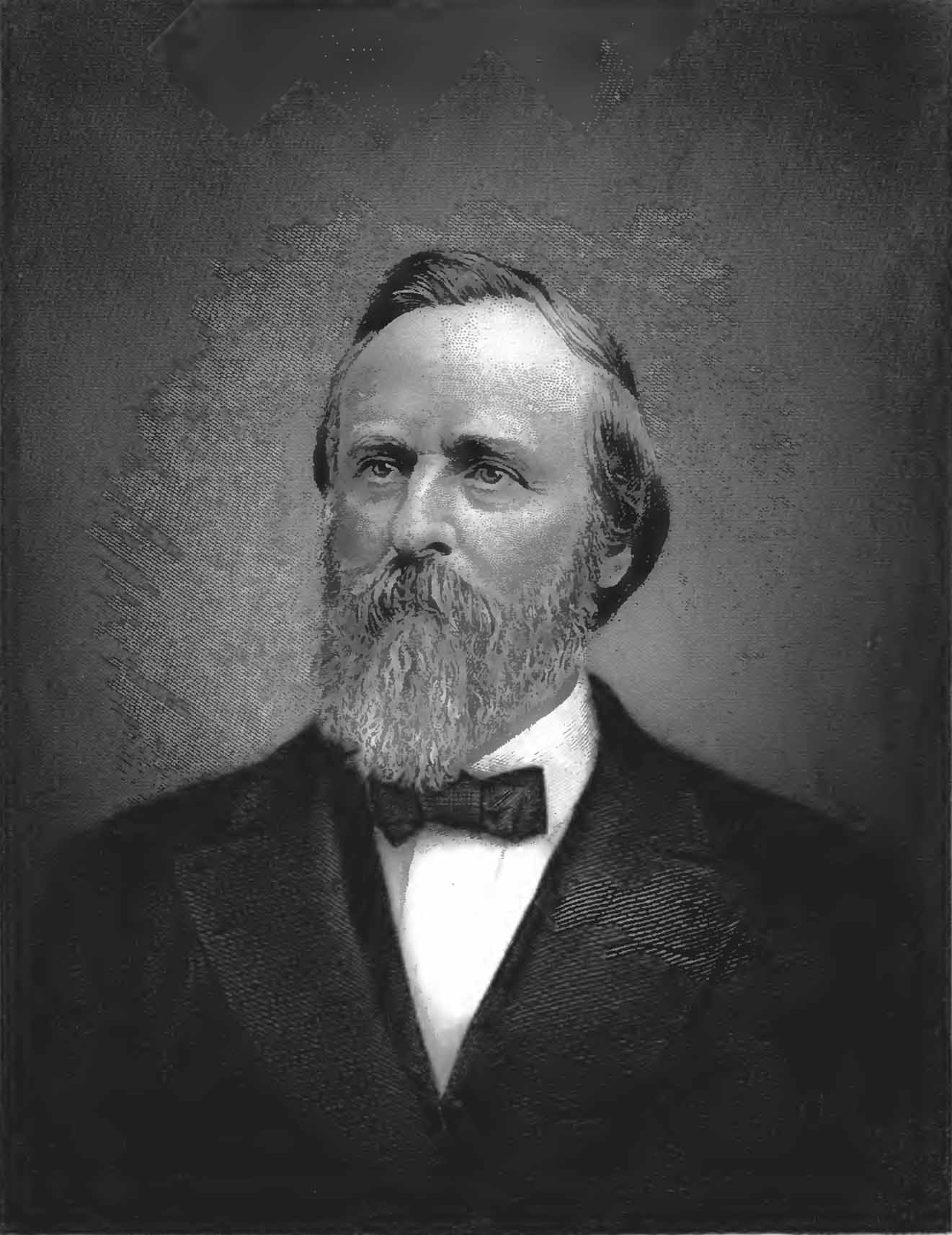 ruther fraud b hayes My three favorite presidents, as judged by  rutherford b hayes (whom my college history professor insisted on calling ''ruther-fraud'' to help.