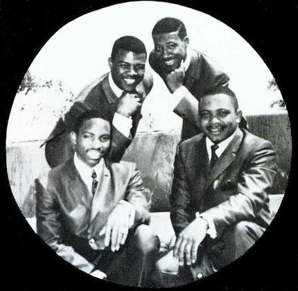The group in 1968