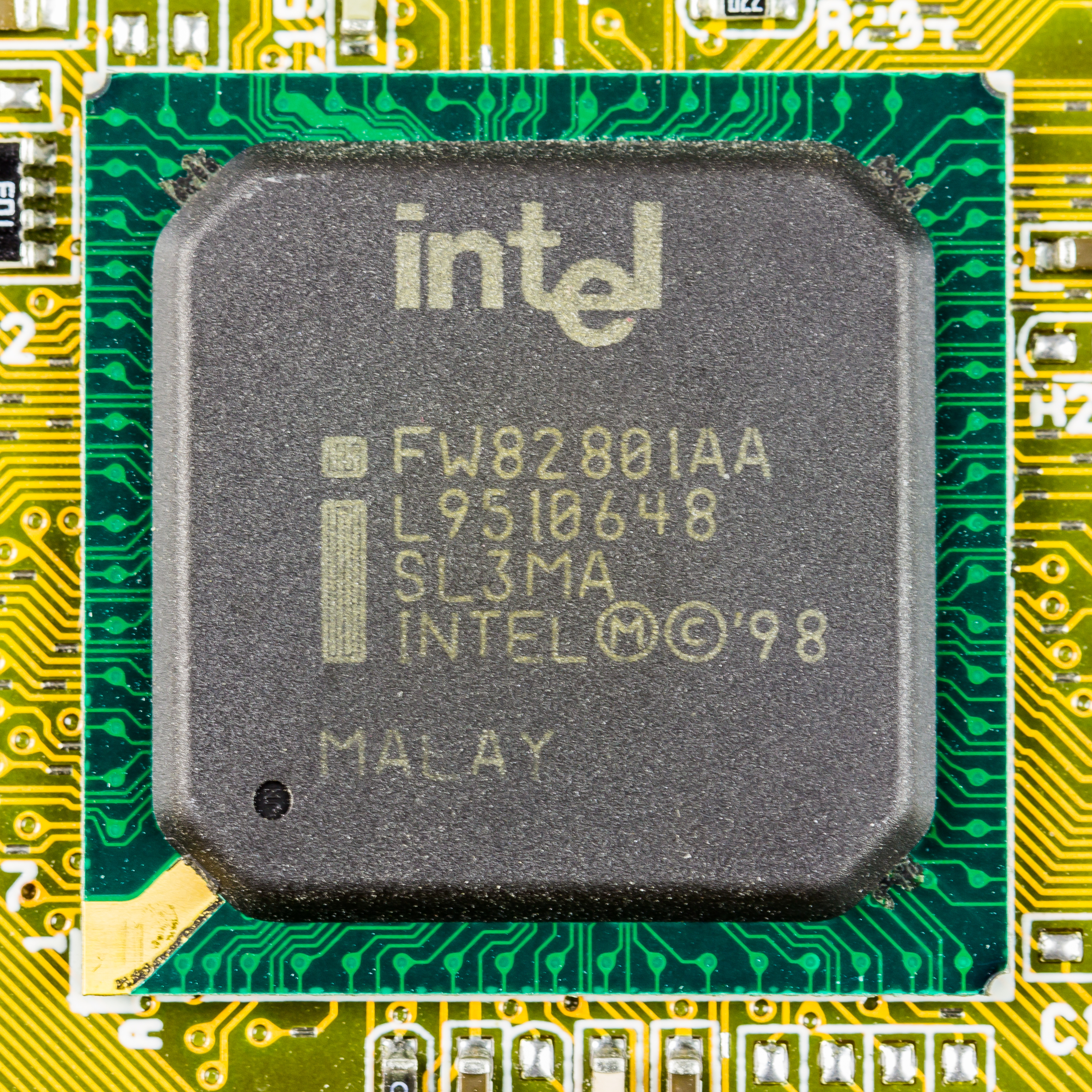 INTEL FW82801AA DOWNLOAD DRIVER