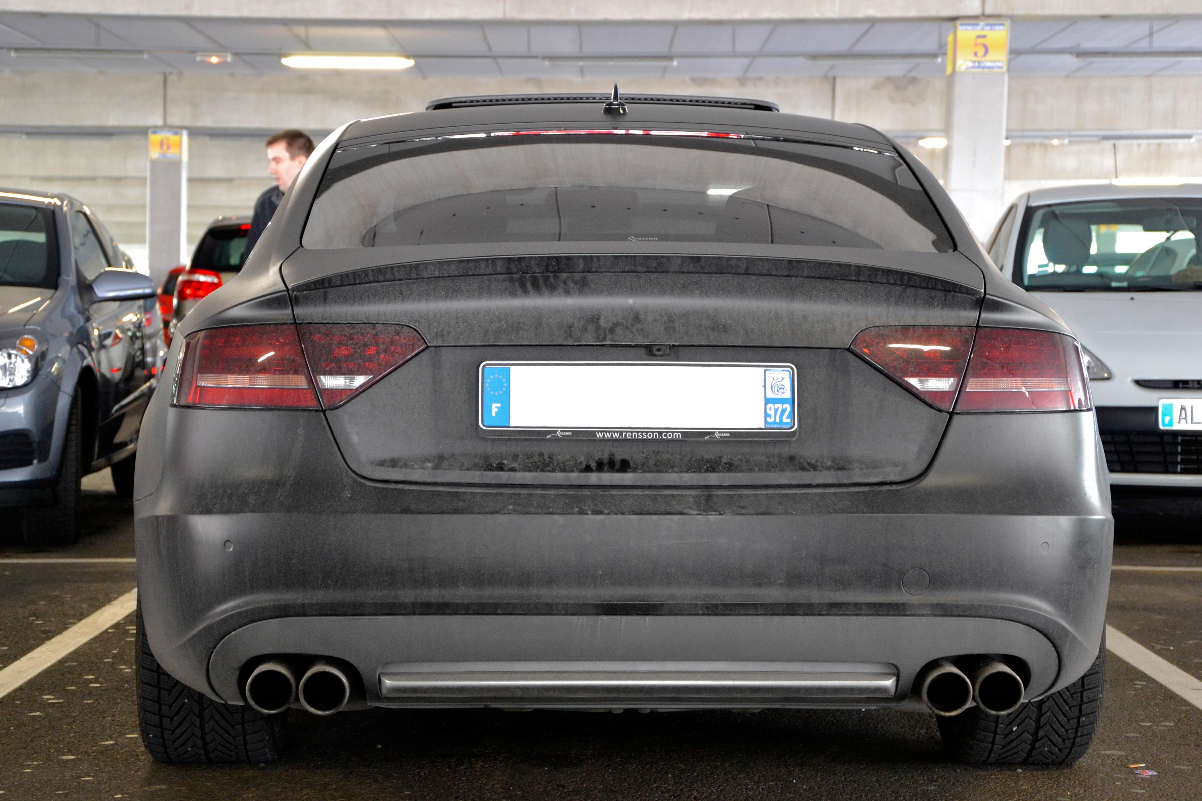 File Audi S5 Sportback Flickr Alexandre Pr 233 Vot 2 Jpg