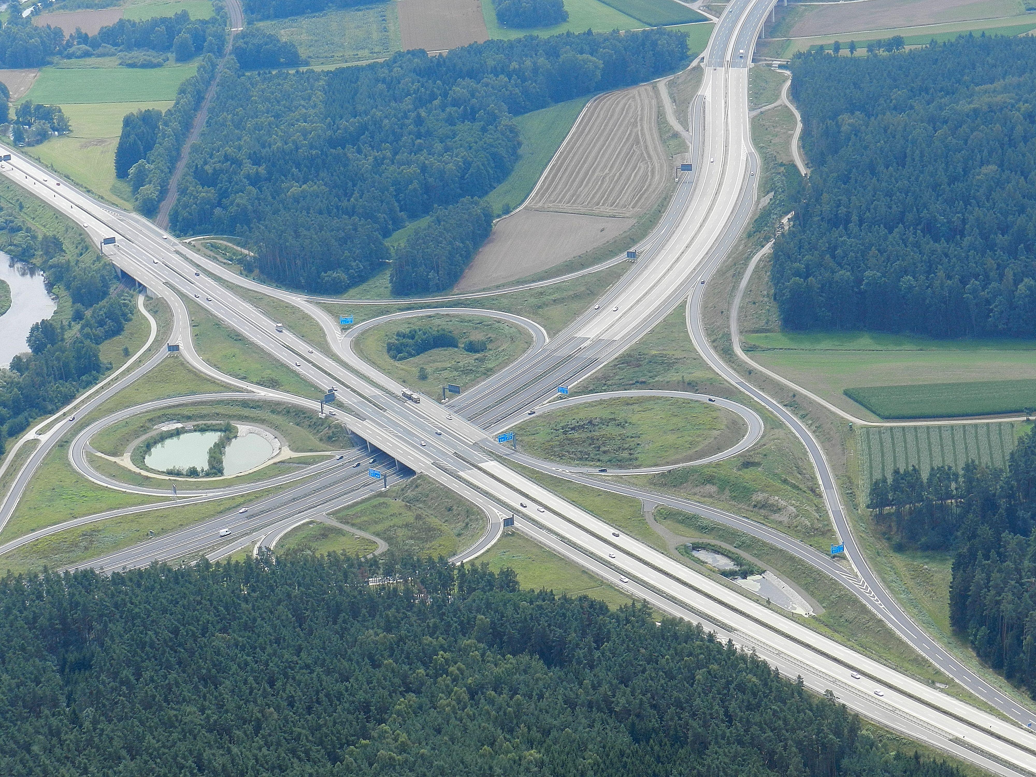Bundesautobahn 6 – Reiseführer auf Wikivoyage