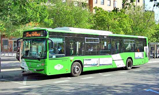 Kako se ponašati u autobusu