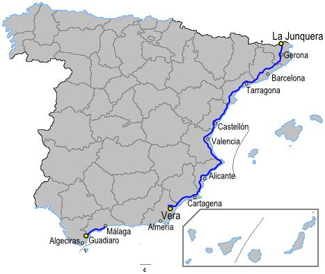 Camping Car Malaga