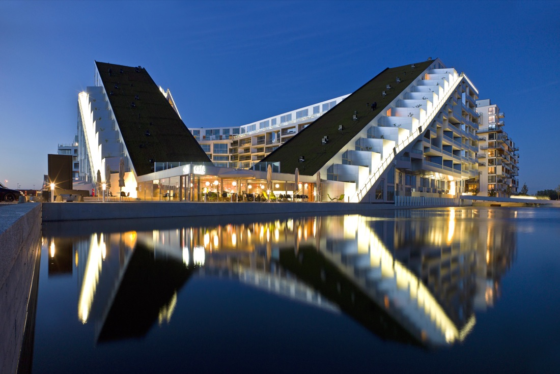 8 house wikipedia for Big bjarke ingels group