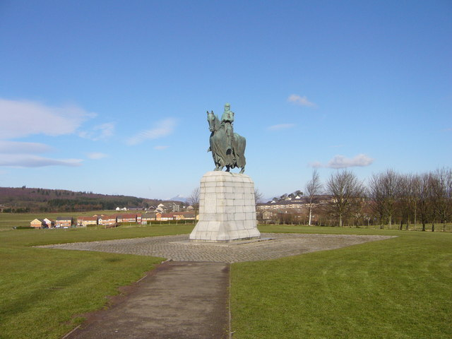 File:Battlefield at Bannockburn - geograph.org.uk - 1538216.jpg