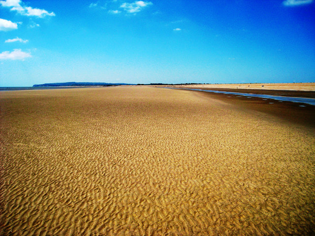 Beach at Rye Harbour - geograph.org.uk - 1329566