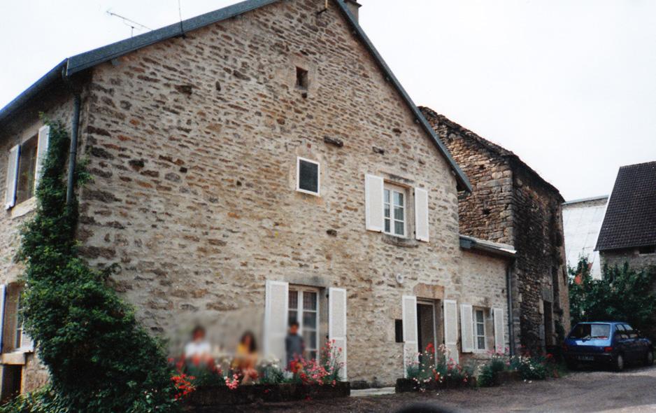 Bligny le Sec - gîte rural (1995)