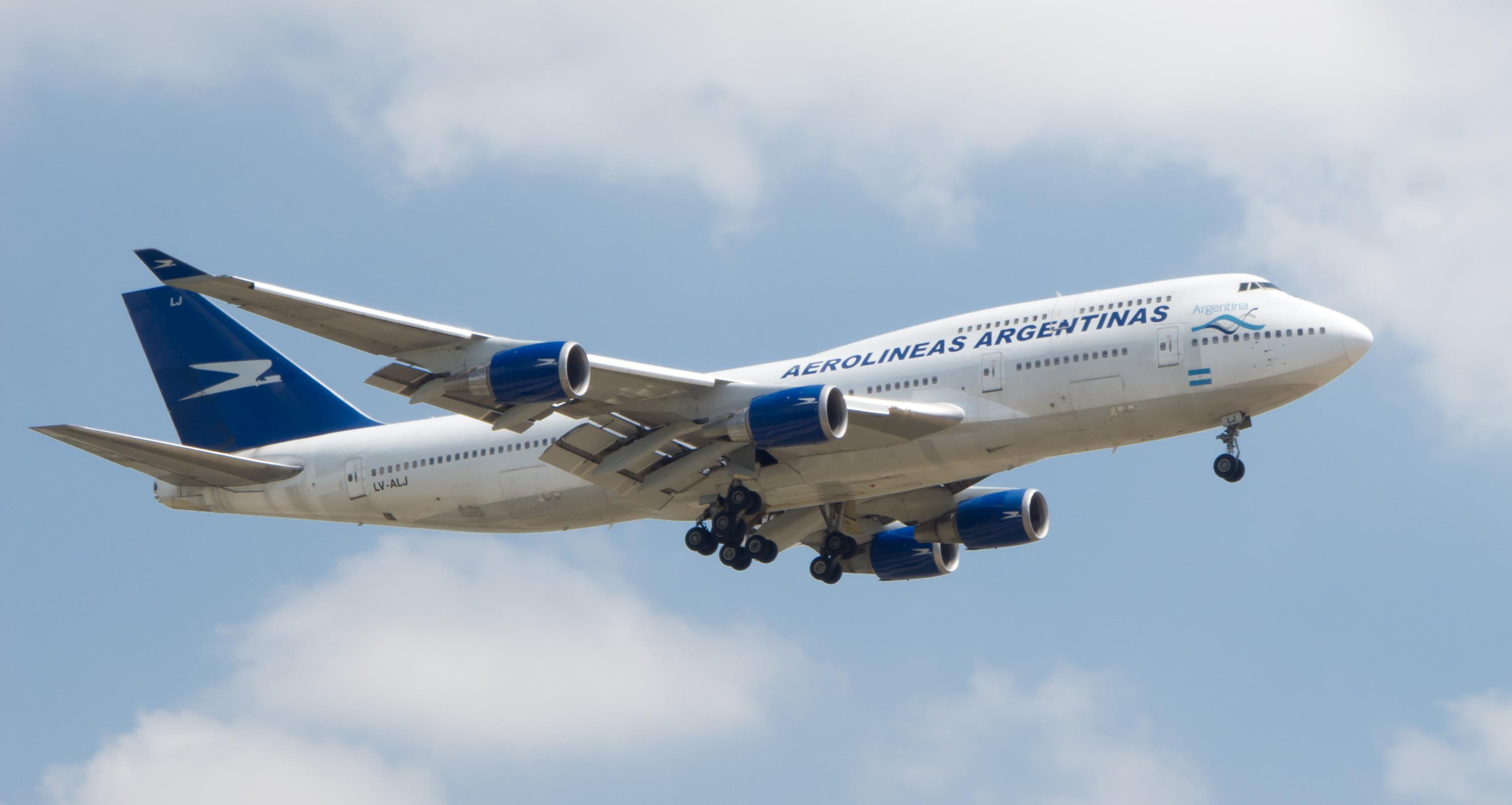 viajes aereos en argentina: